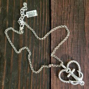 Brighton Anchor Necklace